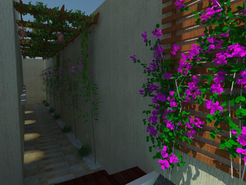 Projeto para Jardim