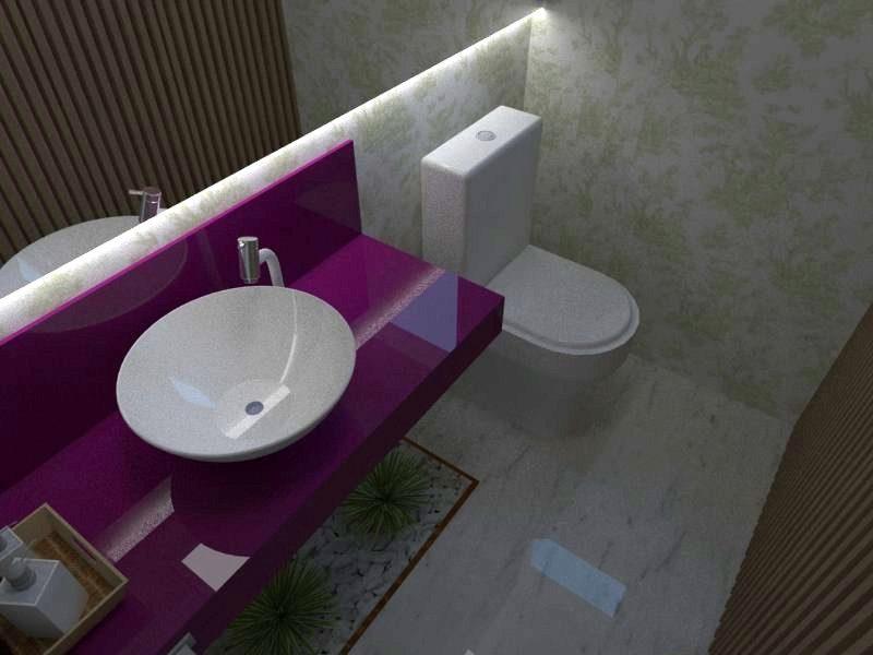 Projetos de decoração para banheiro